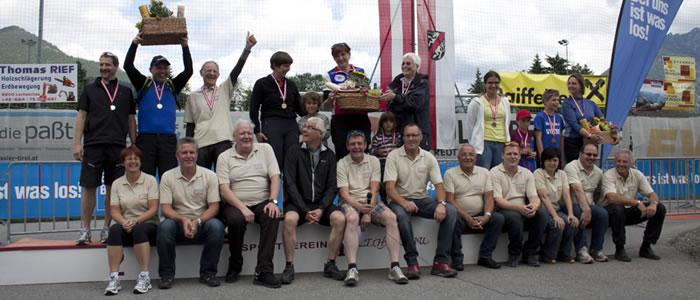 Die Sieger von der Challenge 2013