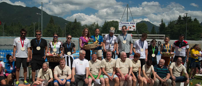Die Sieger von der Challenge 2015